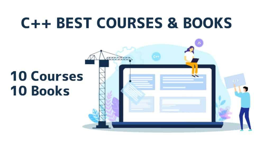 Best C++ Courses and Books